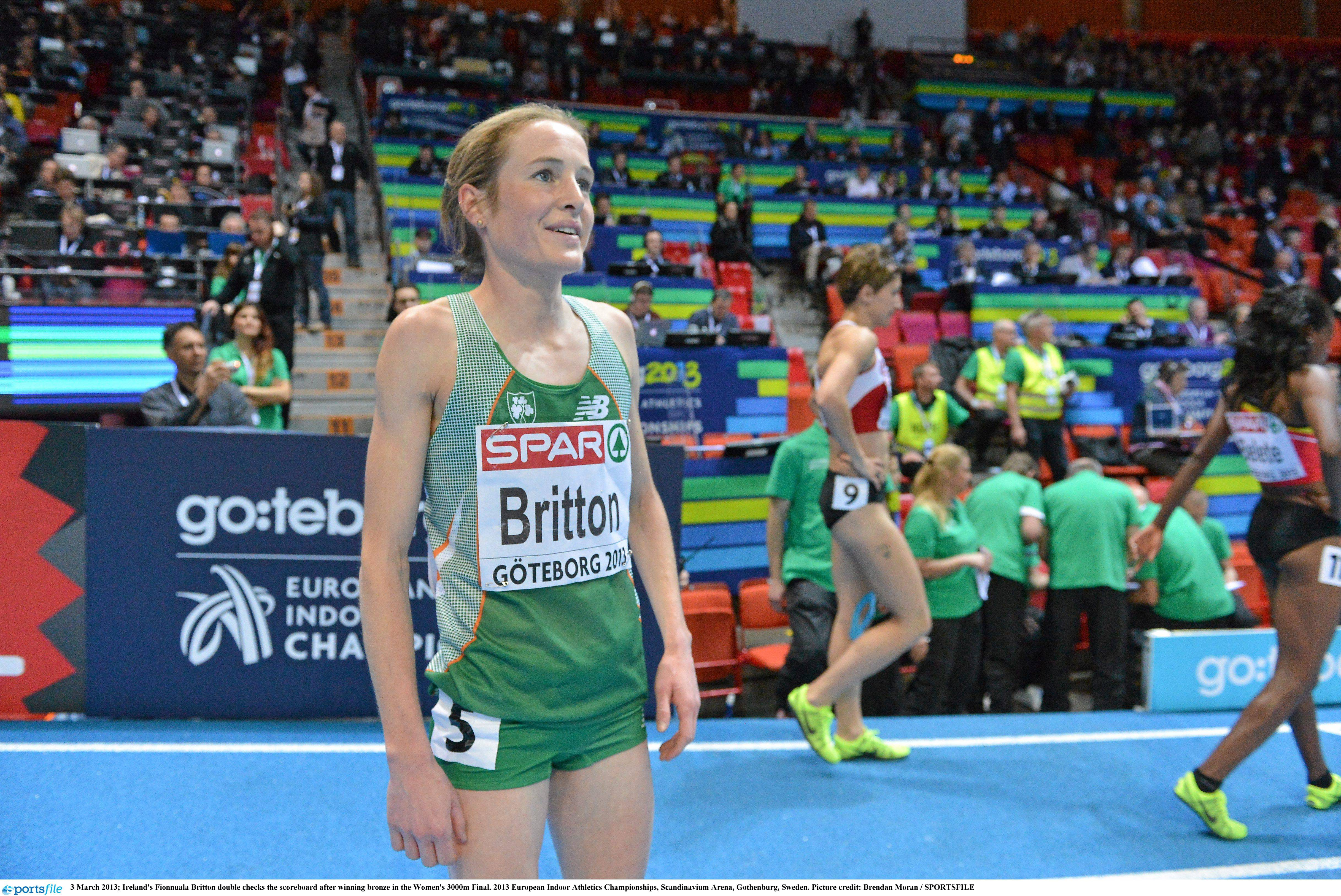 2013 European Indoor Athletics Championships – Sunday 3rd March