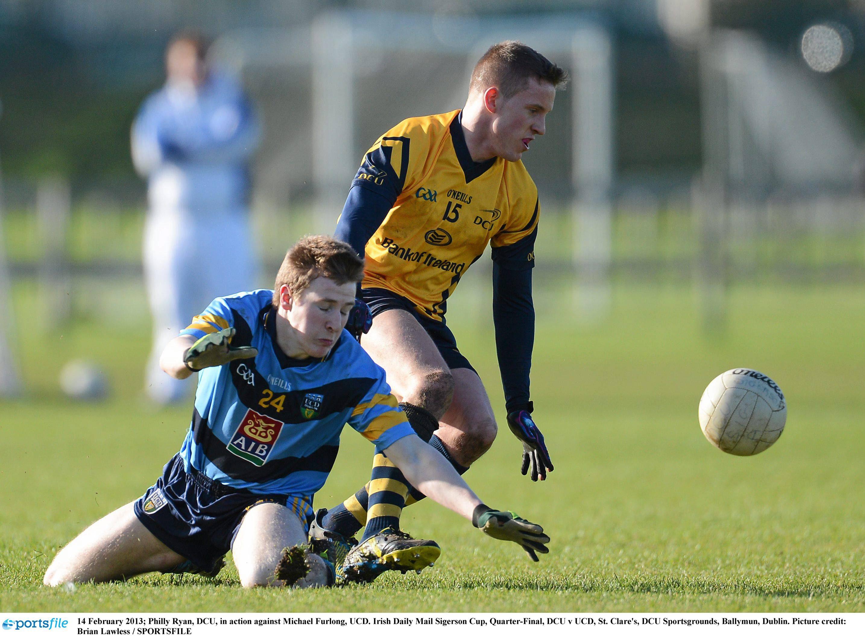 DCU v UCD – Irish Daily Mail Sigerson Cup Quarter-Final