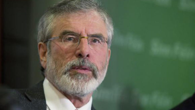 Gerry Adams last Monday confirmed Michelle O'Neill as the new Sinn Féin leader in the North following the resignation of Martin McGuinness from the post — the 66 year-old stood down in protest of the DUP's handling of the RHI scandal.