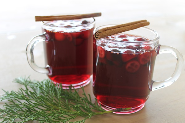 cran mulled wine