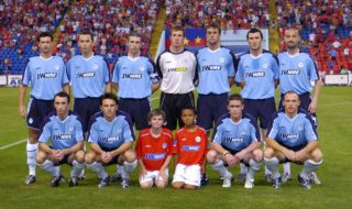 The League of Ireland is yet to see anybody challenge Shelbourne's team from the 2000s. Credit: Sportsfile