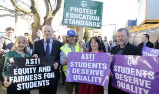 TUI strike. CREDIT.irishtimes.com