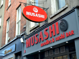 Musashi restaurant CREDIT Laura Horan