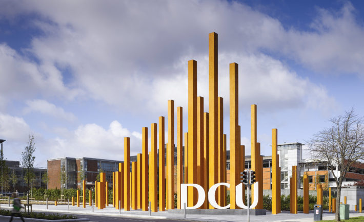 Dublin City University.