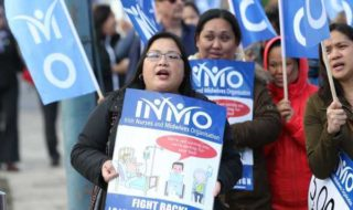 The Government has granted nurses their incremental credits, following protests in September
