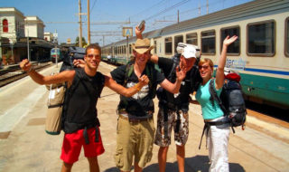 EU consider offering youths interrail passes on their 18th birthday