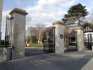 St. Patrick's College Campus.