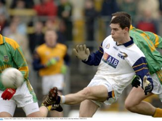 8 January 2006; Stephen Cluxton, DCU. O'Byrne Cup, First Round, Meath v DCU, Pairc Tailteann, Navan, Co. Meath. Picture credit: Ray McManus / SPORTSFILE