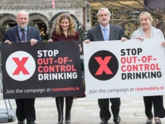 A critique of the Stop-Out-Of-Control-Drinking campaign was released earlier this month.