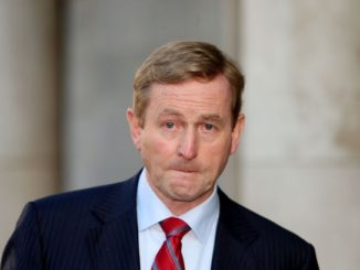 In a year so focused on repealing the Eighth Amendment, Bronwyn O'Neill believes that Fine Gael leader, Enda Kenny, is prioritising the issue of porn instead. Image Credit: Niall Carson OA