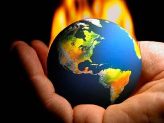 Scientists claim that the earth's surface is heating up but Government officials often deny that this happening. Photo credit: www.frontpagemag.com