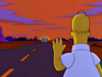 """""""Homer is a deeply vulnerable and complex character beneath his brash exterior."""""""