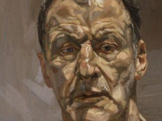 Reflection (Self Portrait) by Lucian Freud. Credit: Irish Times