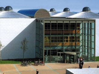 DCU O'Reilly library. Credit:  Vaming