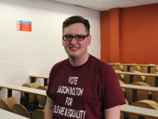 """""""I've had experiences with anxiety and depression in DCU and throughout the whole time the SU and in particular the Welfare role has been such a great resource and I just want to give that back to DCU students."""""""