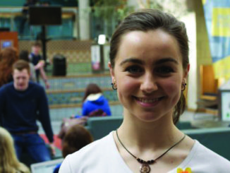 Pro-life campaigner and activist Katie Ascough was elected president of UCD's Students' Union which voted to maintain their pro-choice position on abortion last year.