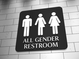 Allowing transgender students to go to the bathroom that matches their gender identity is a big part of coming to terms with who they are. Credit: Zero Hedge
