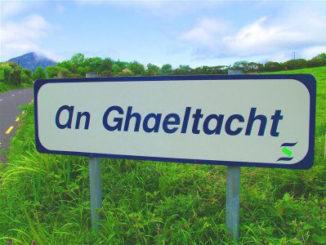 an ghealtacht for la gaeilge