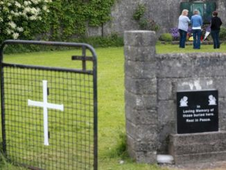 Tuam Babies. Image Credit: thejournal.ie