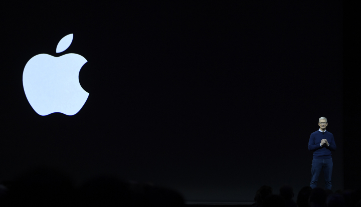 Apple's CEO Tim Cook