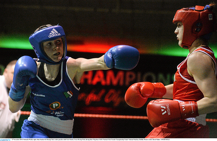 Ceire Smith. Picture credit: David Maher / SPORTSFILE