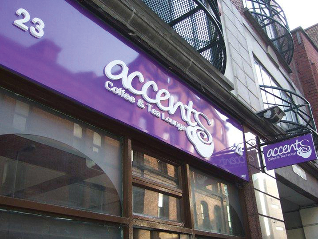 Accents Cafe Opening Hours
