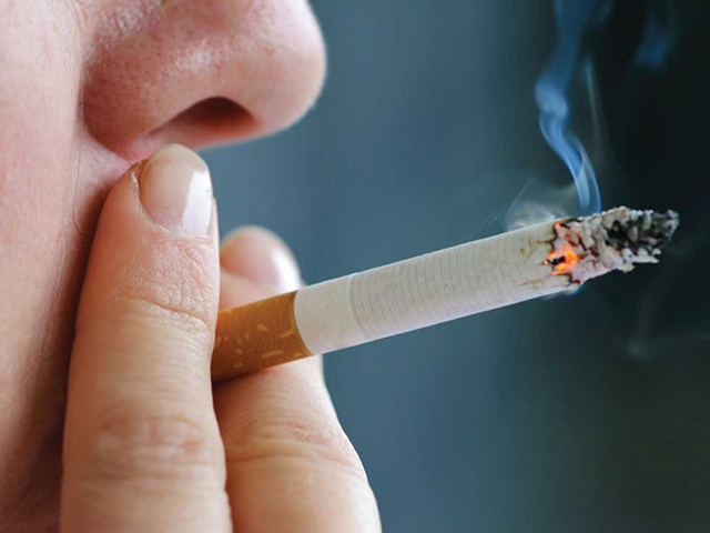 A psychologist from the clinic has claimed that non-smokers should be given up to six paid days off work to compensate for the time smokers are given smoke breaks. Image Credit: Highland Rambler