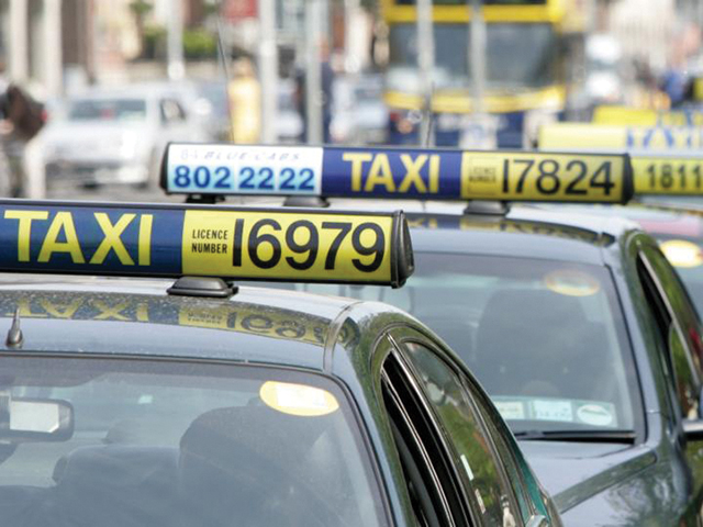 "Taxi drivers are being ""impacted very severely,"" due to limited competition in the insurance sector and new drivers not being able to afford to enter the market according to Paul McAuliffe of Fianna Fáil."