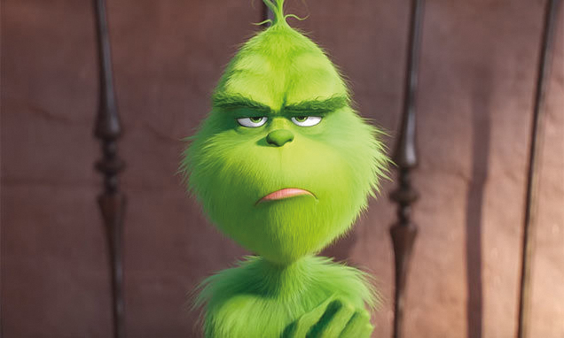 You're a nice one, Mr. Grinch – The College View